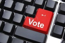 6080431-democracy-concept-with-vote-button-on-keyboard